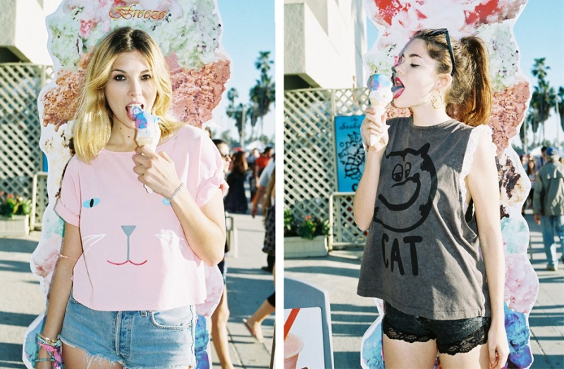 Lazy Oaf_SUMMER-LOOKBOOK