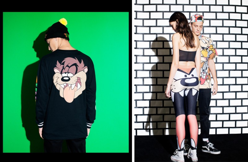 Lazy Oaf x Looney Tunes