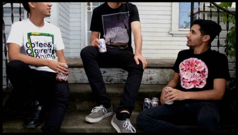 Coffee & Cigarettes Clothing Co. 2013