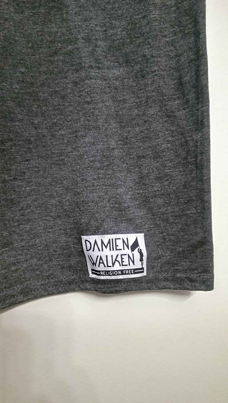 Damien Walken - Clan Division Heather Grey 02 Back